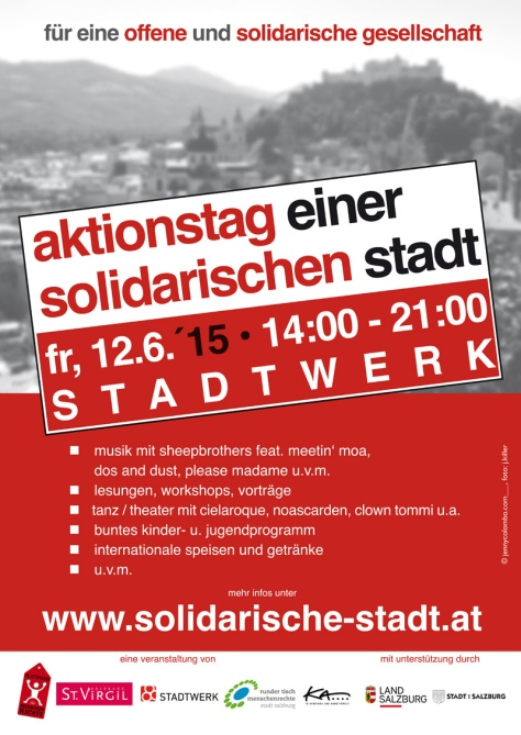 plakat solidarische stadt by jennycolombo.com