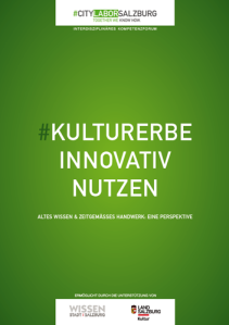 kulturerbe innovativ nutzen cover